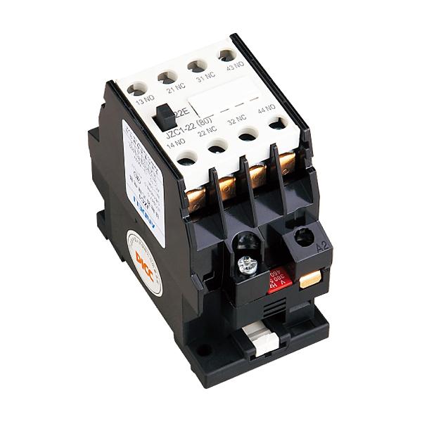 jzc1-53接触器式继电器接线图解